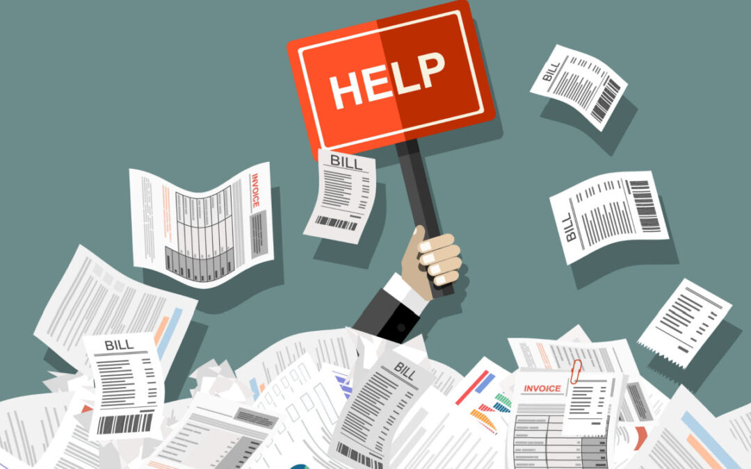 Does Tax Time Make You Feel Overwhelmed?